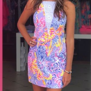 Lilly Pulitzer So snappy print dress